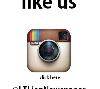 Follow us @LTLionNewspaper
