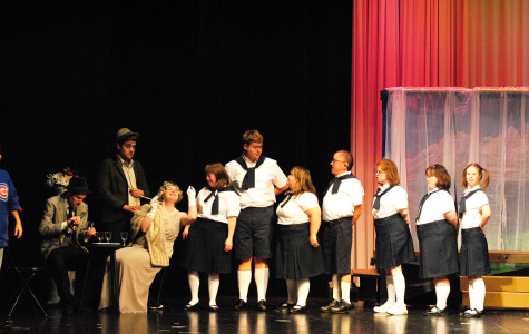 "Special Ed drama club performs ""Sound of Music"""