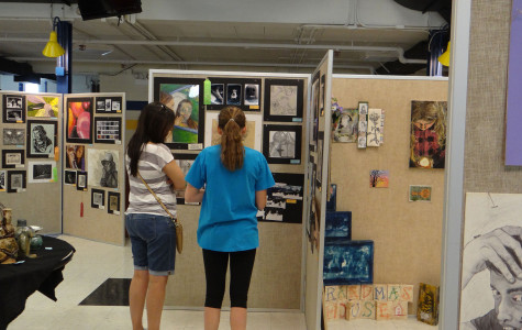 The tradition of the LT Art Show continues at South Campus
