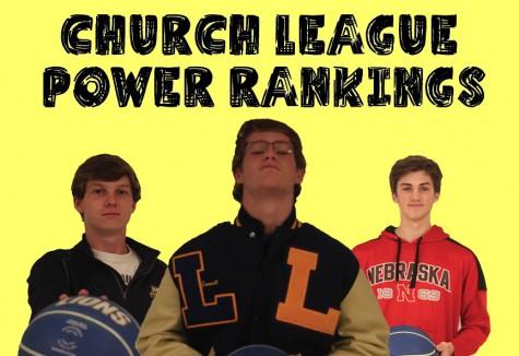 Church League Power Rankings: Week Two