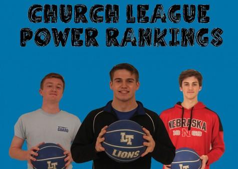 Church League Power Rankings: Week One