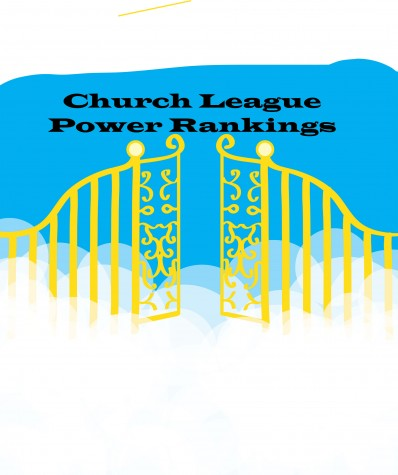 Church League Power Rankings: Week One