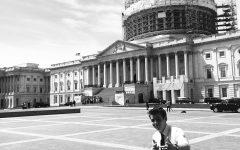 Epileptic student lobbies for marijuana
