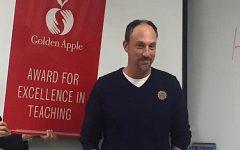 Teacher wins prestigious Chicagoland award