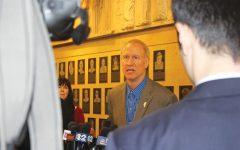 LT welcomes governor, state representative