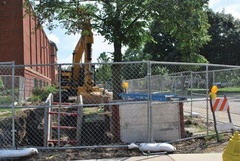 NC construction continues