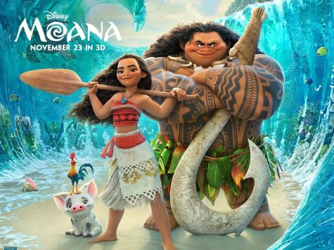 """Moana"" Review"