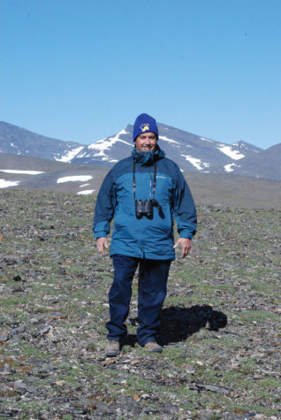 From faculty to NPS ranger
