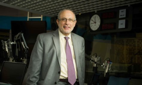 Robert Siegel departs from NPR