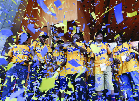 JRW Wins LLWS National Title