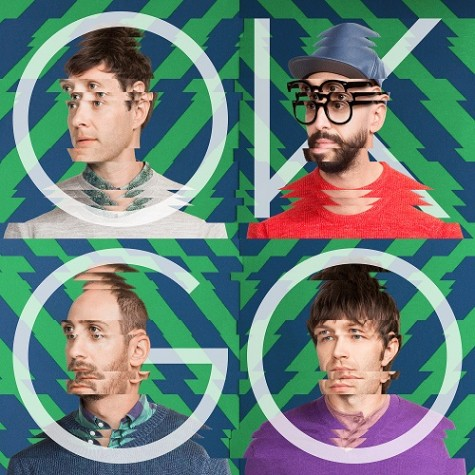 "Review: OK GO's ""Hungry for Ghosts"""