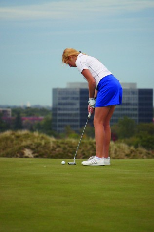 Girls golf wraps up season, Anderson retires