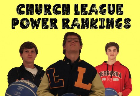 Church League Power Rankings: Week Two
