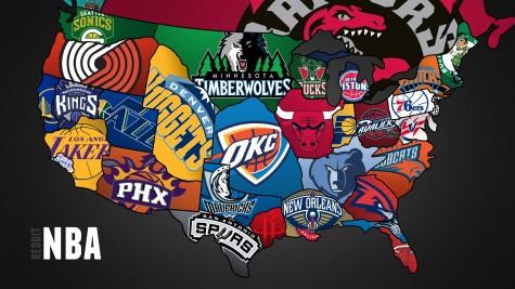 Halfway NBA