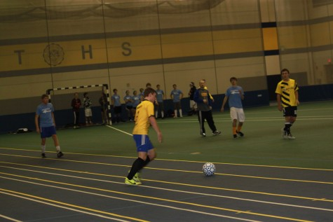 Passion fuels intramural soccer