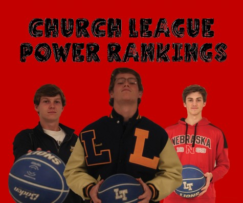 Church League Power Rankings: Week Six