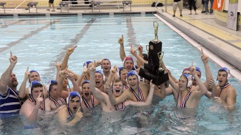 Boys Water polo takes state championship