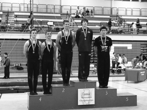 Alex Janicki '17 sticks state titles