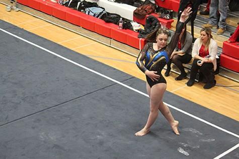 Athlete of the year: Kelsey Kurfirst