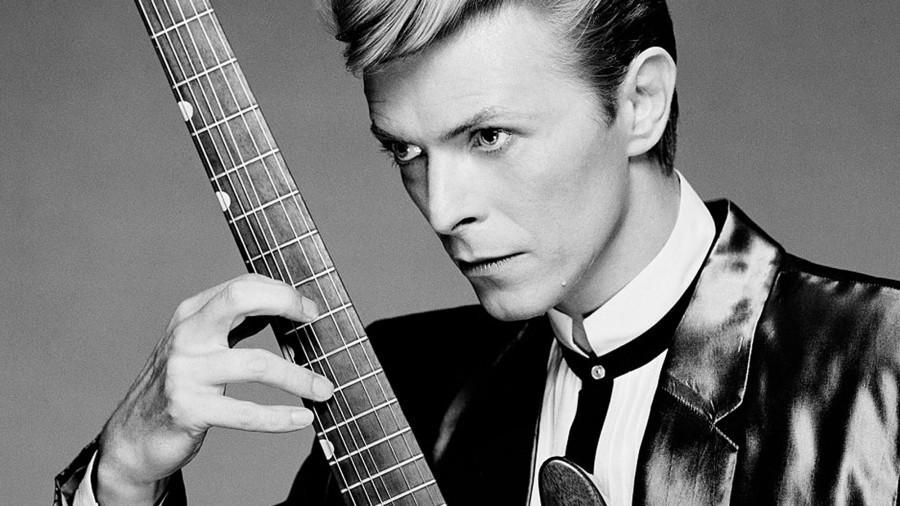 A David Bowie retrospective