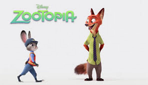 Zootopia is showing in theaters now (forbes.com)