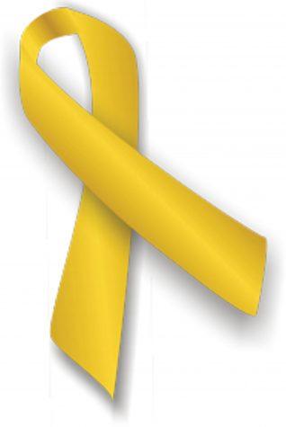 September marks go gold for pediatric cancer