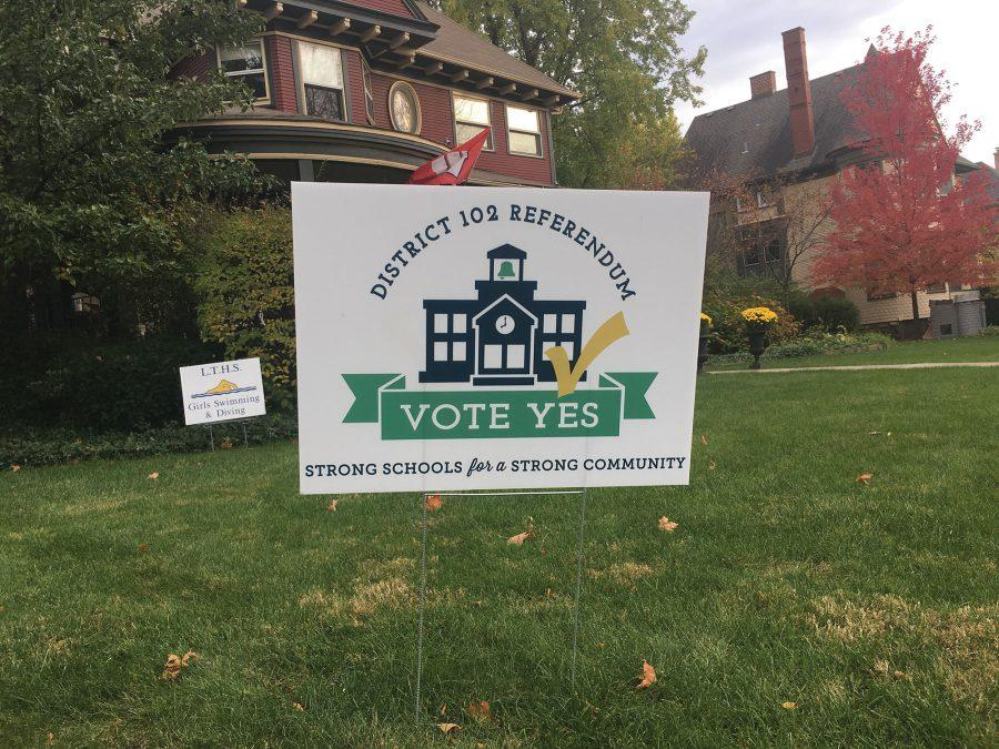 District 102 residents to vote on tax increase