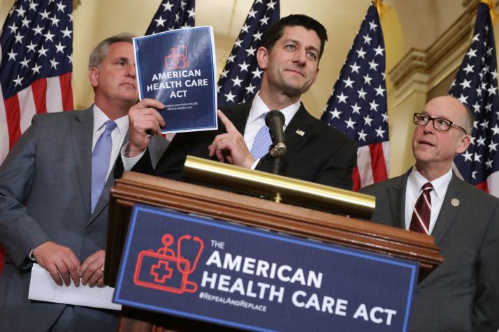 Health Care bill fails in Senate