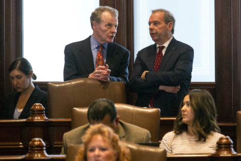 Illinois budget approved