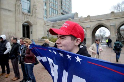 LT alumnus steals spotlight with political activism