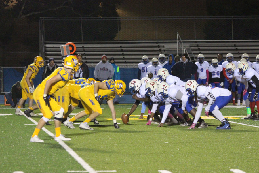 Lyons fall to Curie