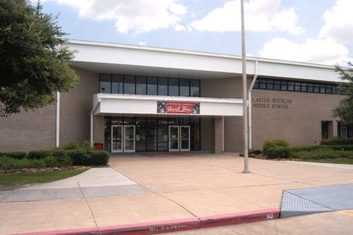 McClure supports Texas school
