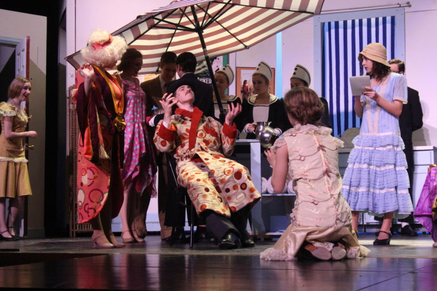 Hilarity Ensues In Annual Spring Musical LION Newspaper