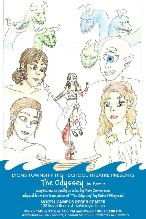 LT Theatre Board to present The Odyssey
