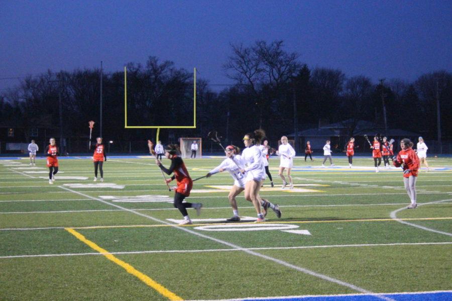 Girls lacrosse overcomes challenging start