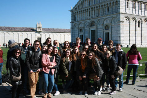 Italian exchange enjoys 15th year abroad