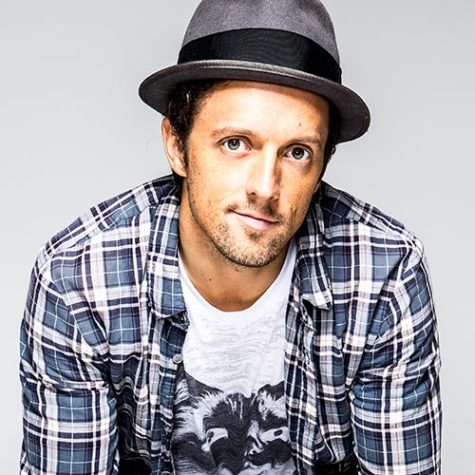Jason Mraz sings his loving heart out at the Ravinia