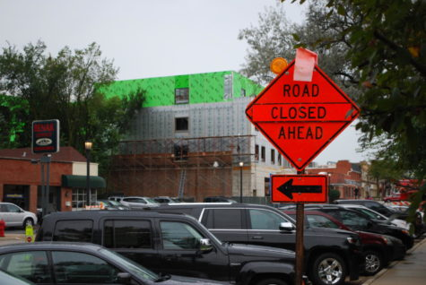 Village of Hinsdale works on infrastructure project