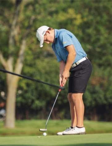 Boys golf enters postseason with optimism
