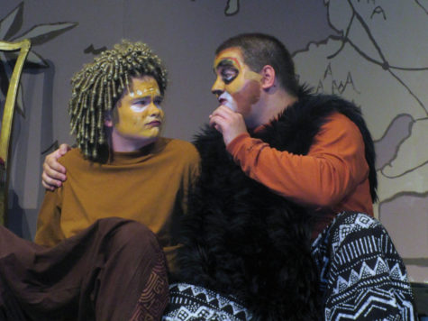 "LT actors with special needs opens 25th production ""The Lion King Jr."""