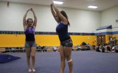 Girls Gymnastics begins season with optimistic perspective