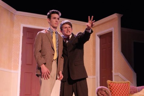 Hilarity ensues in annual spring musical
