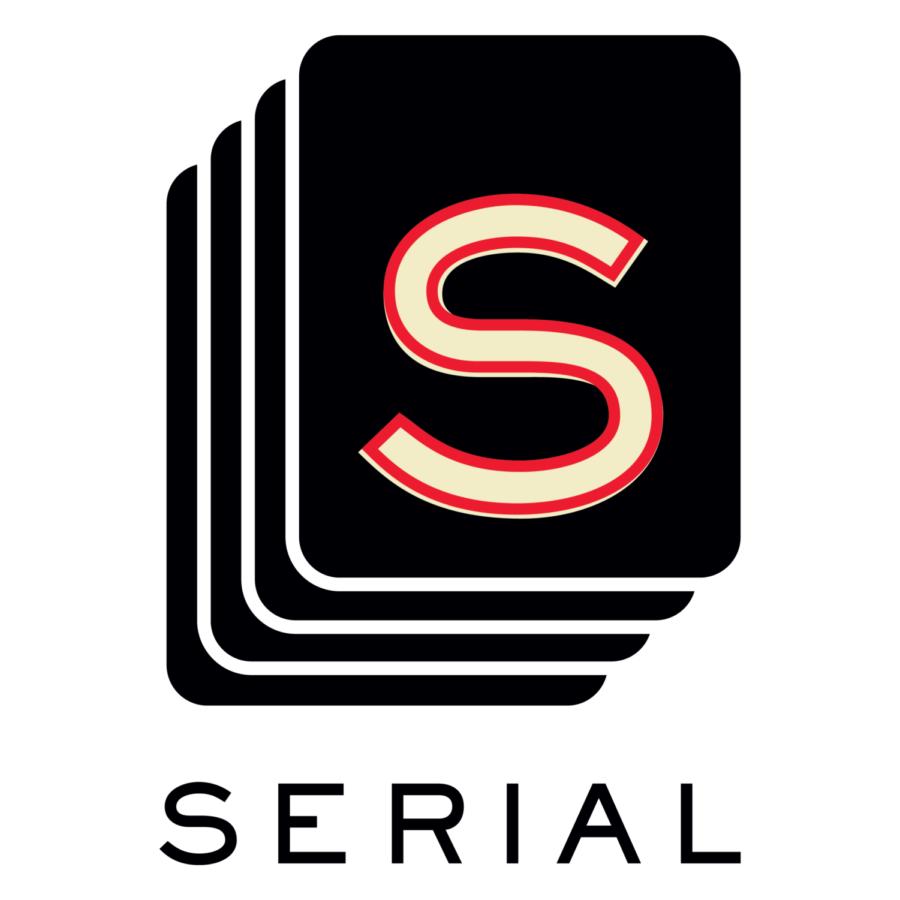 Serial podcast logo