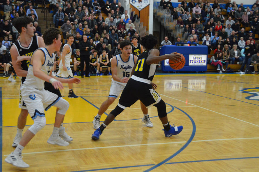 Boys hoops has best playoff run in past 8 years