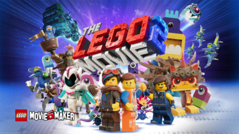Childhood Nostalgia: New LEGO movie review