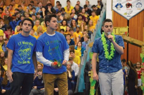 2015 All-School Assembly Recap Video