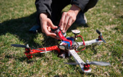 LT introduces drone class