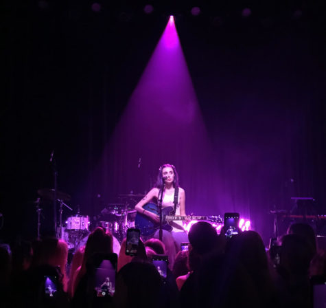 Olivia O'Brien concert review