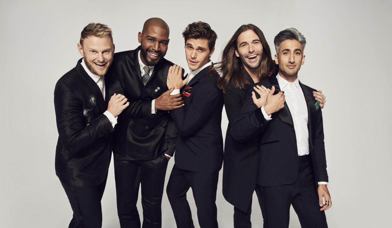 Queer Eye promotional photo