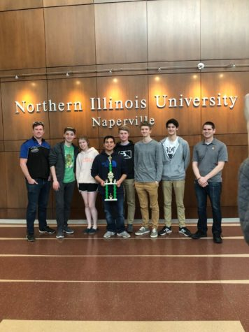 eSports finishes second in NIU competition
